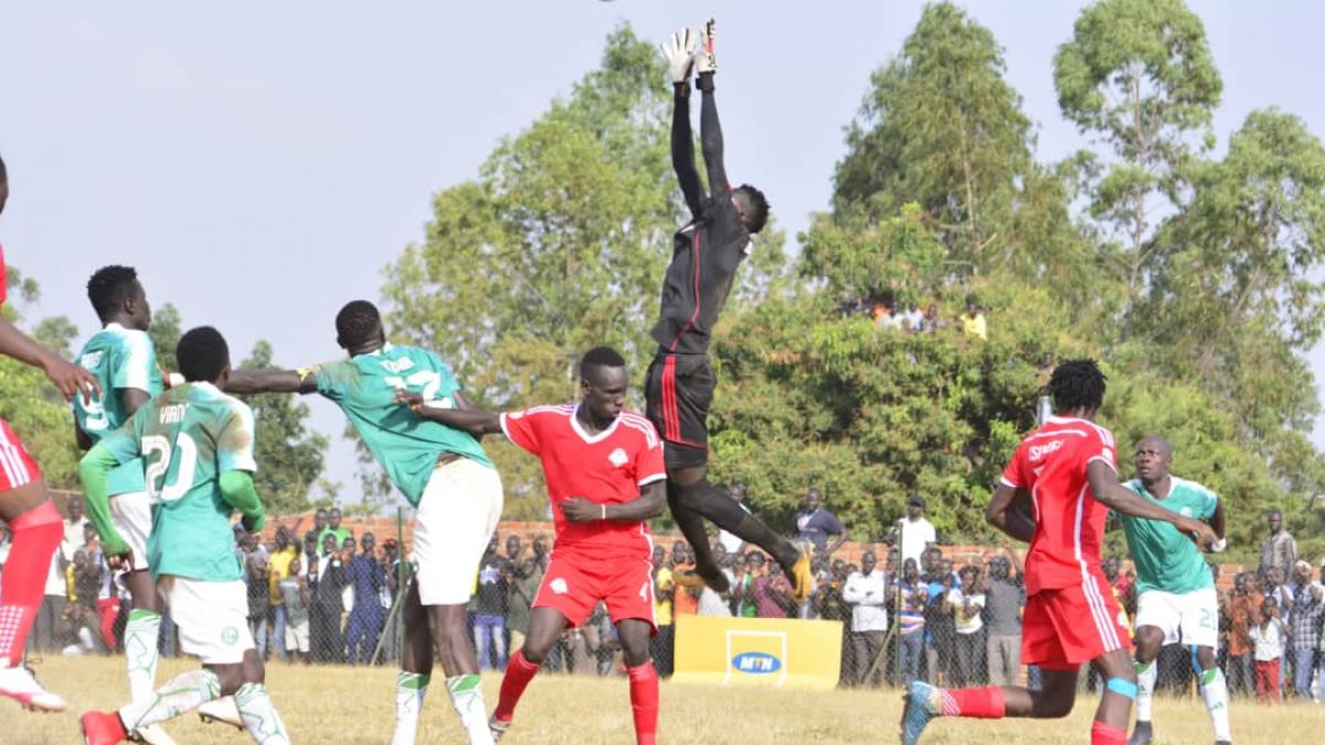 Uganda Premier League: Only two live on match day 19