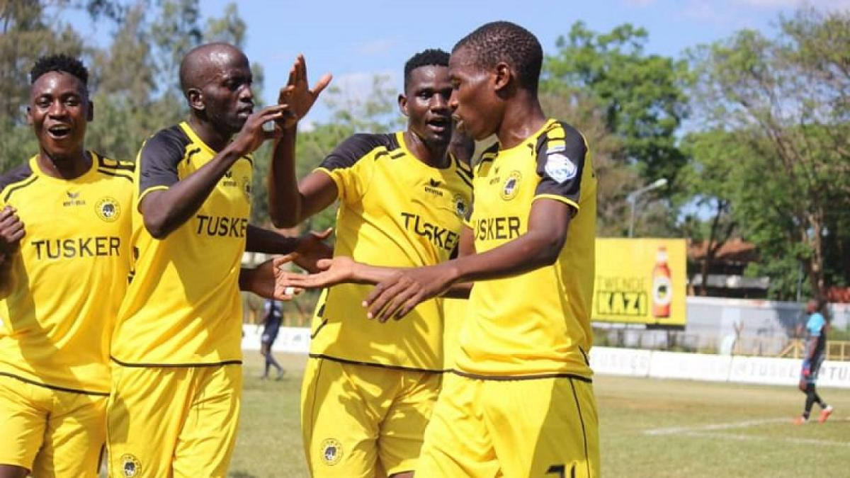 Tusker FC parades for Zoo test