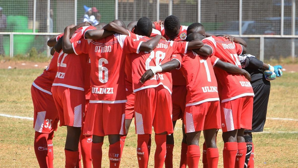 Ulinzi Stars reveals transfer plans ahead of the new season