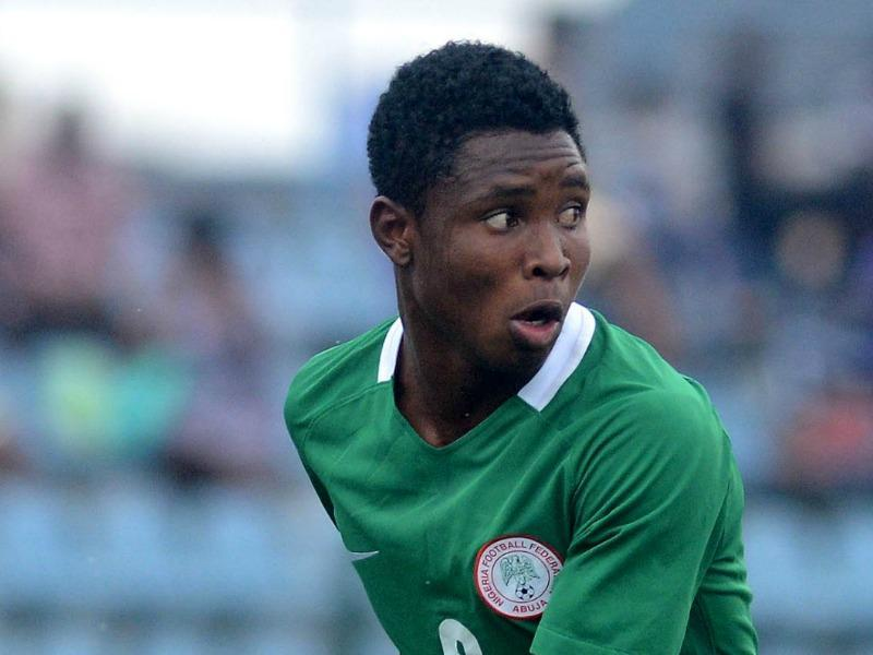 Nigerian youngster signs with Danish top-tier team