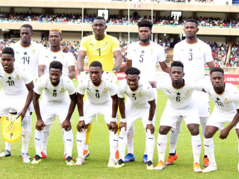 Ghana set for Mauritania friendly after Harambee Stars win