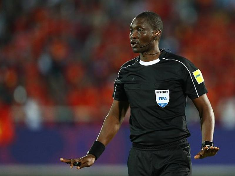 Cameroonian referee set to oversee Egypt vs Zimbabwe AFCON opener