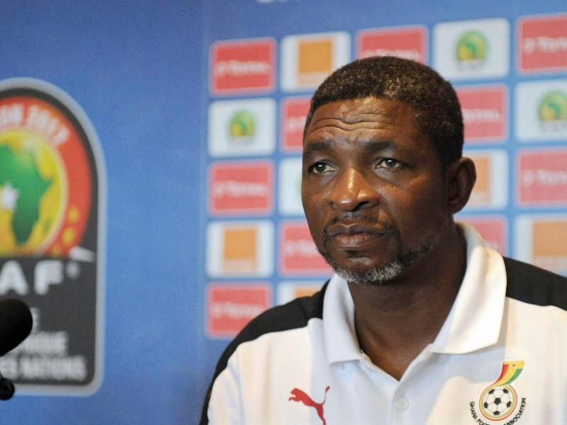 Konadu removed as Ghana's Assistant Coach
