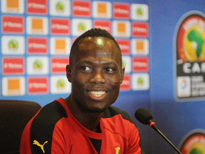 Agyemang-Badu rules himself out of 2019 AFCON preparations