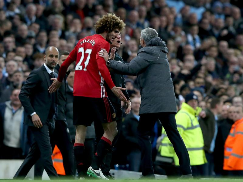 Fellaini responds to reports of him reuniting with Mourinho at Tottenham