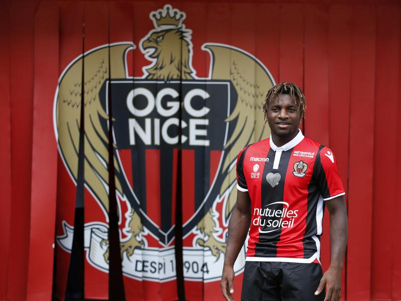 Everton monitoring Nice winger ahead of summer transfer window