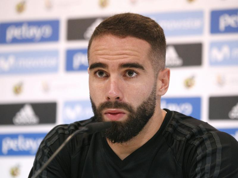 Carvajal confident ahead of Barca Copa del Rey clash