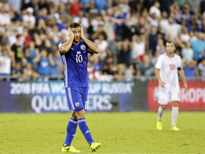 Brighton & Hove Albion's Tomer Hemed cancels contract to join Charlton Athletic