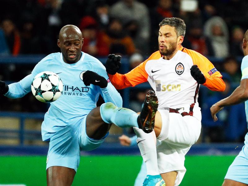 Eliaquim Mangala set to leave Manchester City, Besiktas next?