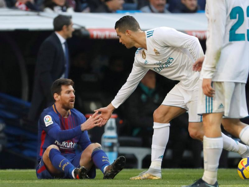 Ronaldo: I miss playing in Spain and the Messi battles