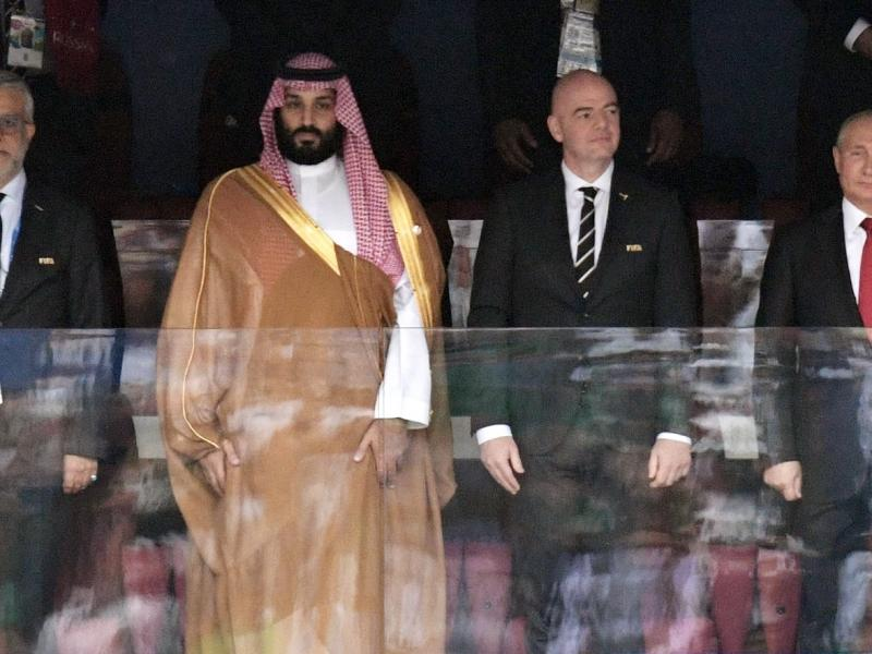 Saudi Arabia Crown Prince in talks for £340m take over of Newcastle United