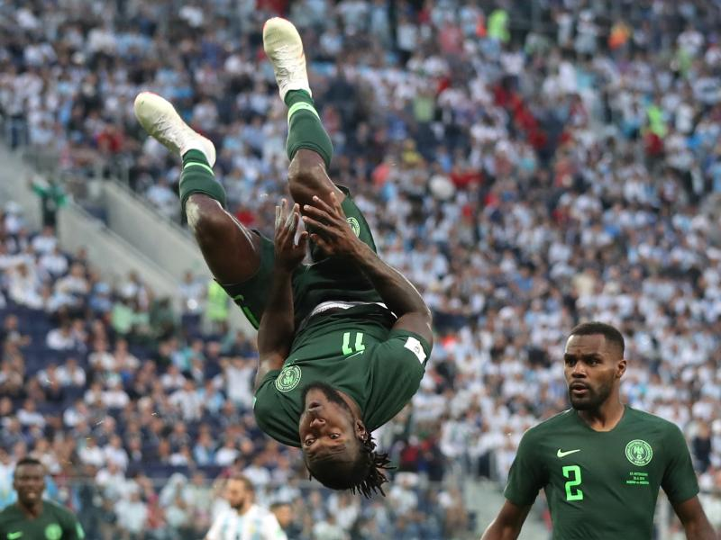 Nigeria coach Rohr gives latest on Moses, won't beg him to come back