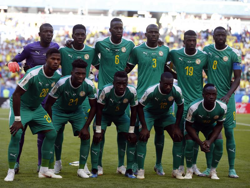 Image result for Nigeria to play Senegal behind closed doors in Ismaila