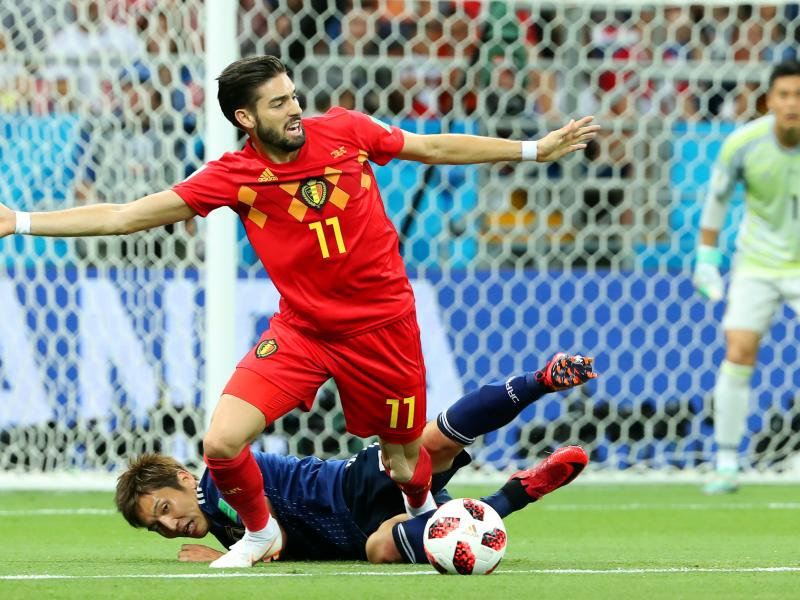 Yannick Carrasco desperate to return to Europe amid Arsenal links