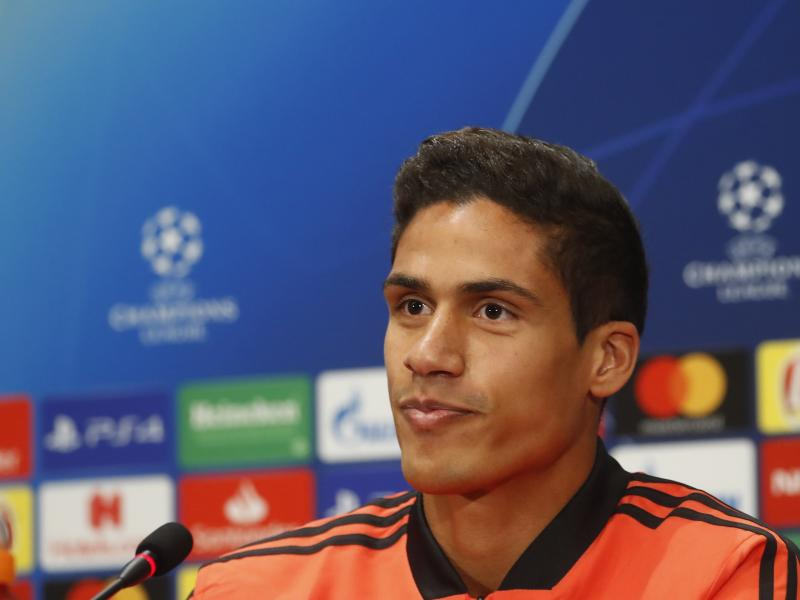 Raphael Varane assured of his Real Madrid future despite transfer rumours