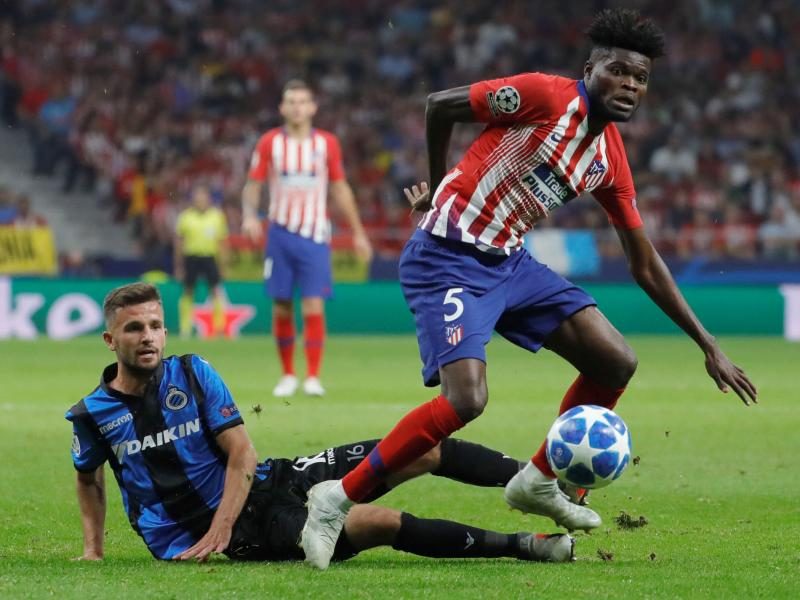 Thomas Partey speaks on his future amid Manchester United and Arsenal links