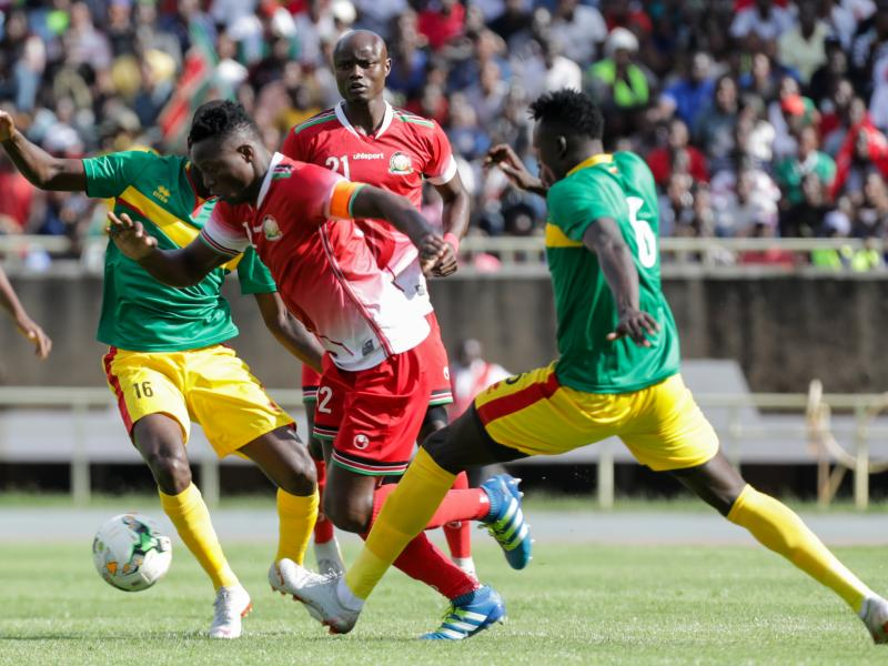 Wanyama: Harambee Stars have no targets in AFCON
