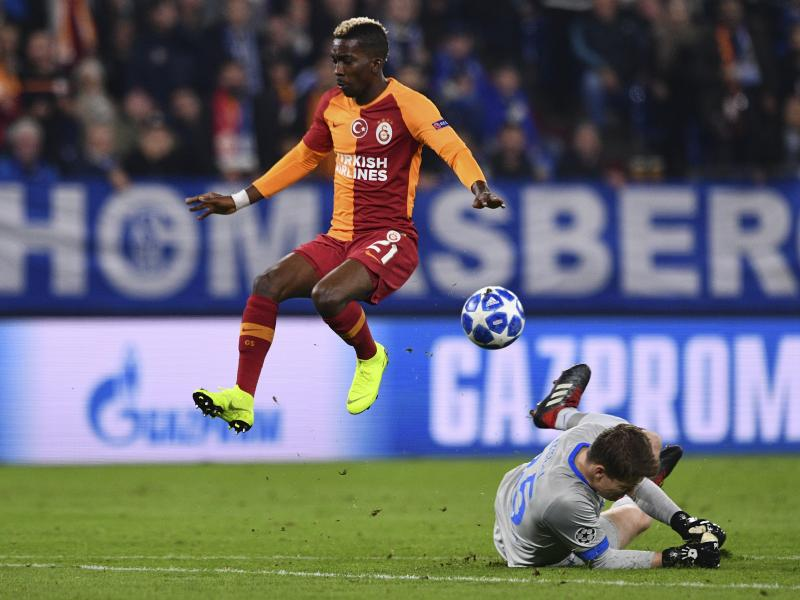 Galatasaray prepared to propose salary increase for Henry Onyekuru