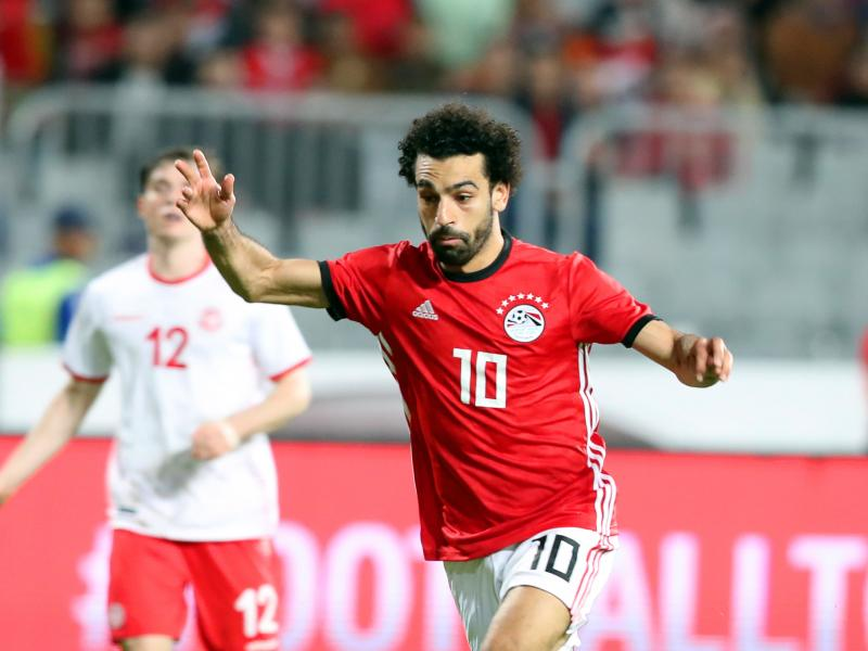 Salah misses training ahead of South Africa game