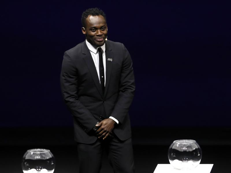 WATCH: Chelsea celebrate Ghanaian legend Essien