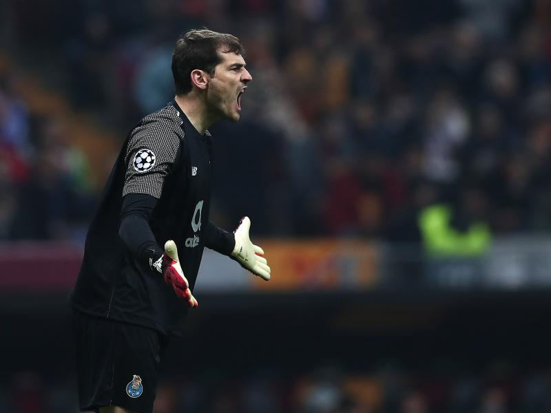 Iker Casillas gets new role at Porto