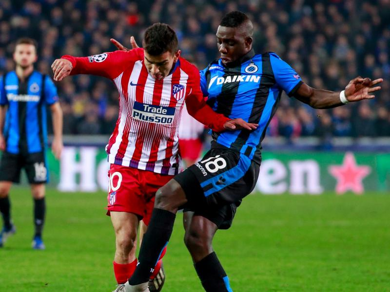 Dean Smith on why he signed Club Brugge's Marvelous Nakamba