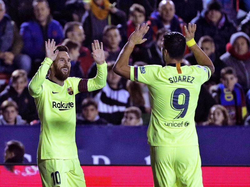LaLiga Matchday 28 preview: Barcelona travel to improving Real Betis