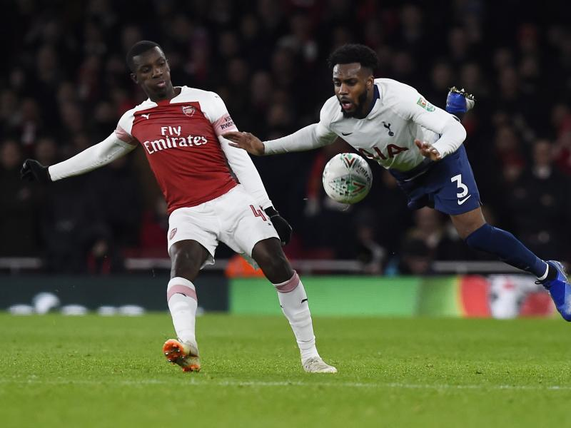 Nketiah set for loan move to Augsburg