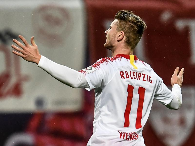 The reason why Timo Werner opted out of RB Leipzig Champions League campaign