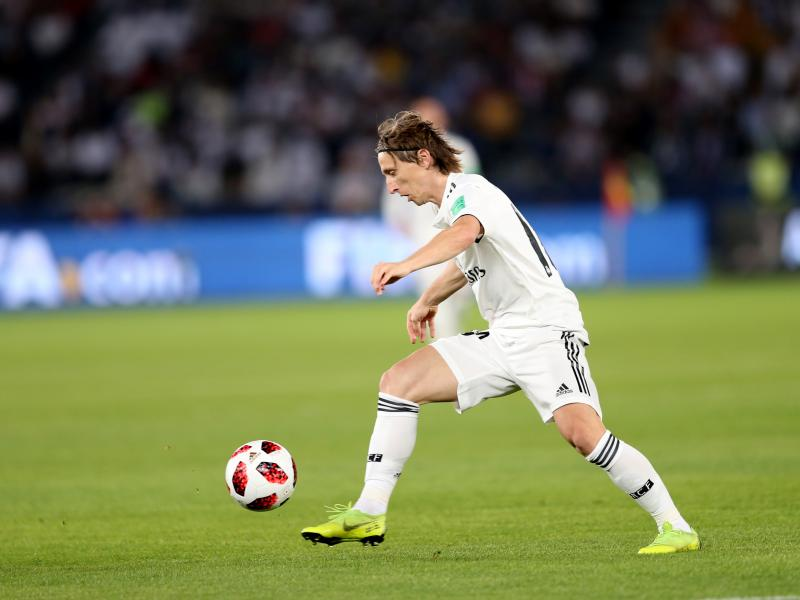 Luka Modric: Real Madrid will be better