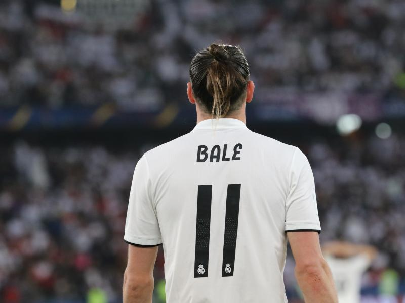 Zidane on Bale: I hope he leaves soon
