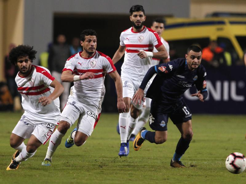 CAF release verdict on Zamalek vs Generation Foot Champions League clash