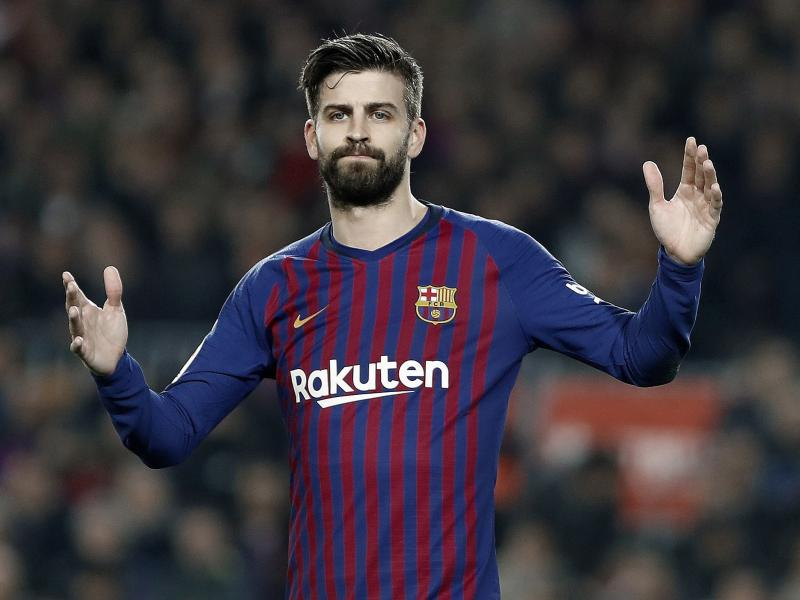 Pique summoned by club after criticizing Barcelona board