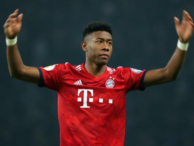 David Alaba set for Bundesliga exit with Real Madrid, Man City and Barcelona potential destinations