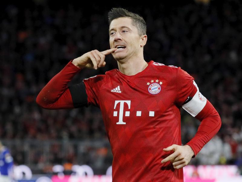 Lewandowski bags Bundesliga Golden Boot