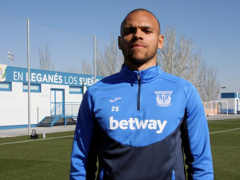 Martin Braithwaite linked with hefty transfer exit