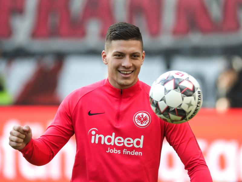 Eintracht Frankfurt vs Benfica: Luka Jovic can turn the tie around and here's why