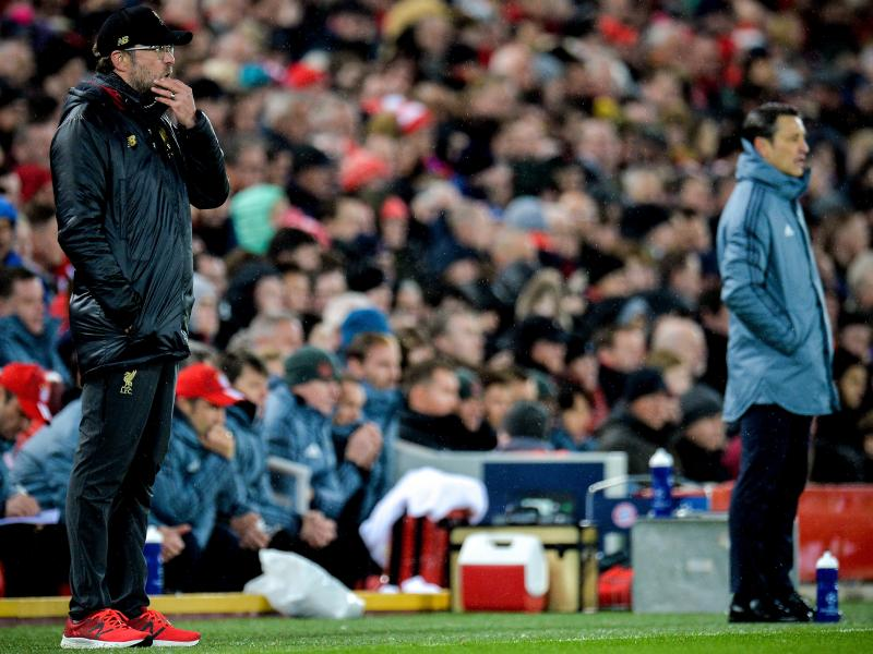 Klopp heaps praise on Salzburg ahead of Anfield showdown