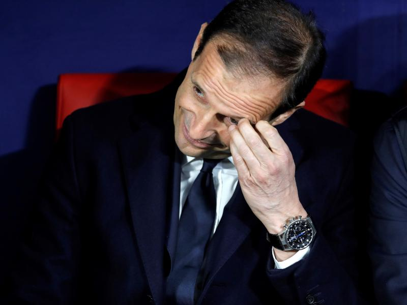 Massimiliano Allegri responds to speculations linking him with Manchester United