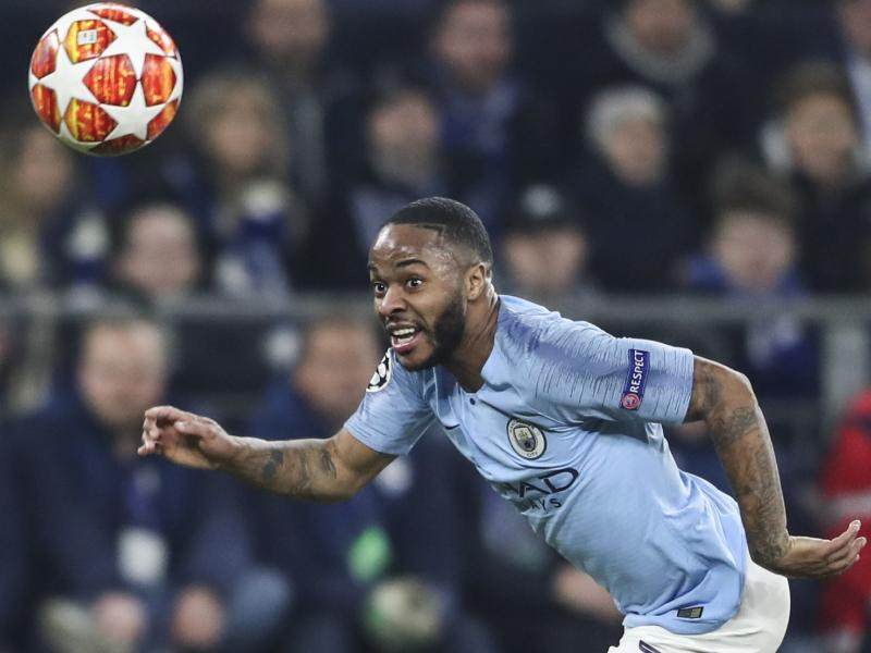 Sterling funds 550 kids to watch City at Wembley