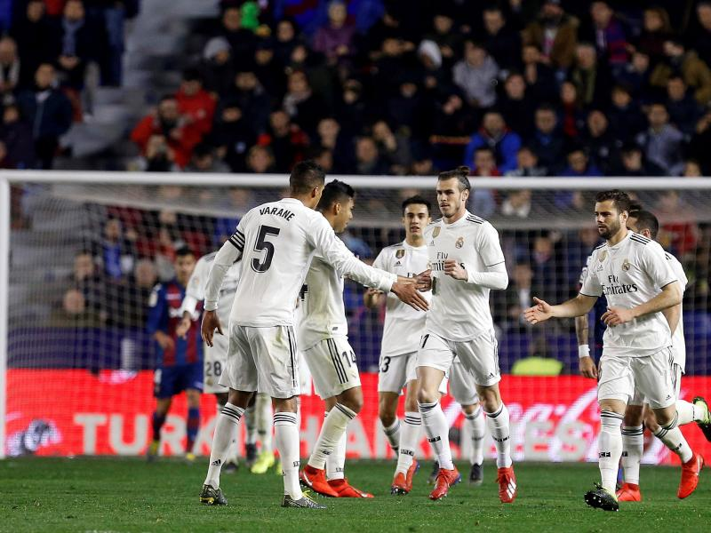 Revealed: Real Madrid squad to face Leganes