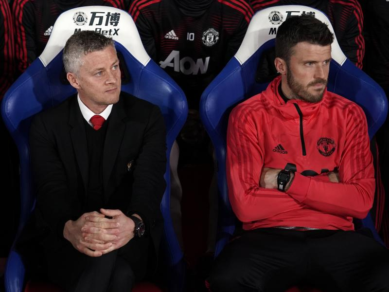 Michael Carrick names his Manchester United six-a-side team