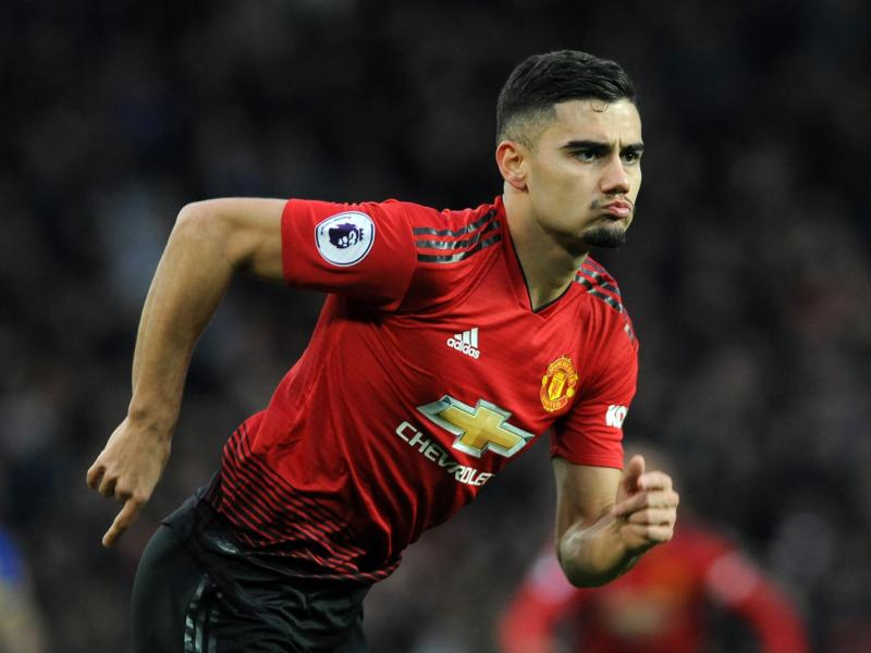Andreas Pereira speaks on change in Manchester United mentality