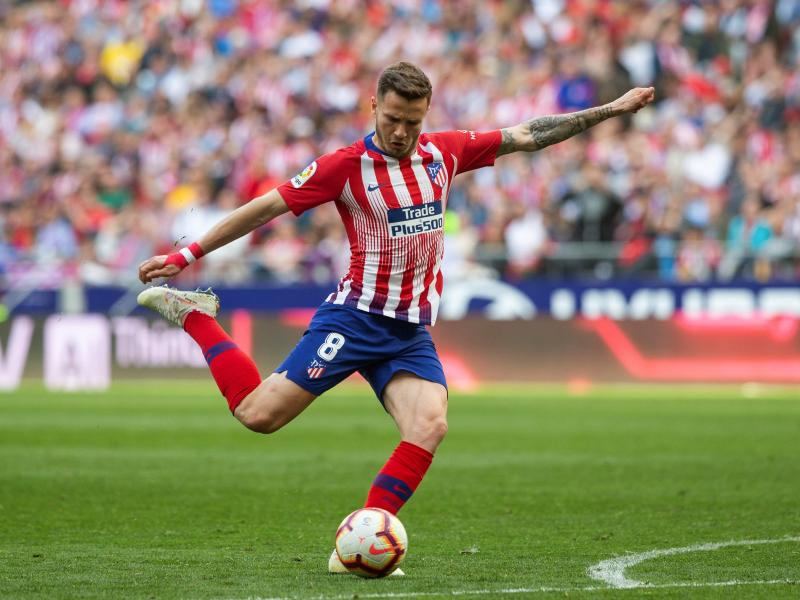 Man United set transfer fee limit for Saul Niguez
