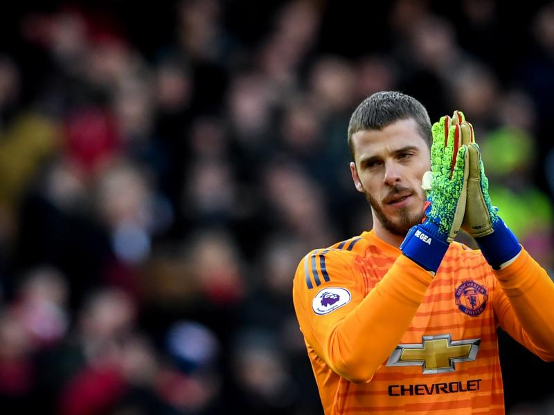 De Gea set for new Manchester United contract