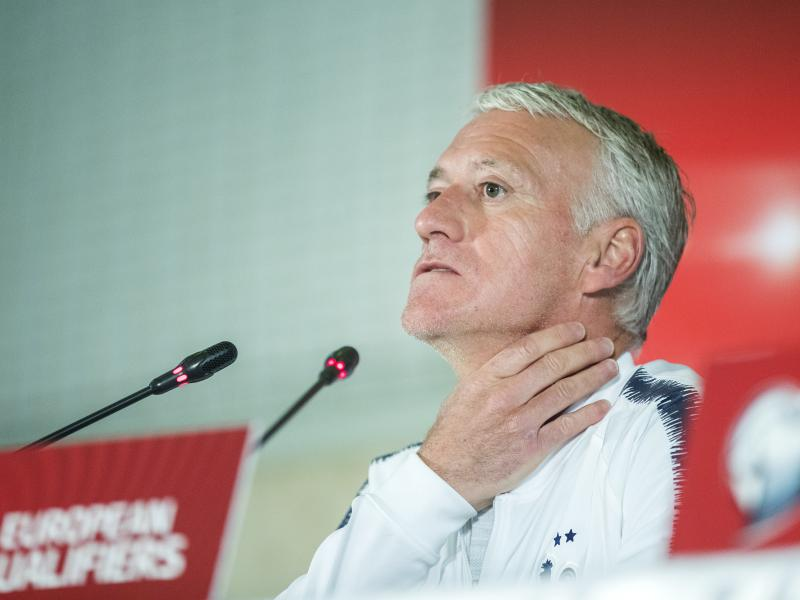 BREAKING: Didier Deschamps signs new contract with France