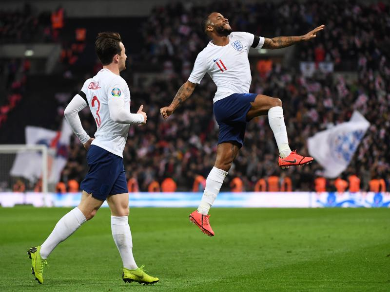 Stats talk: Sterling smashes four record with after Wembley heriocs