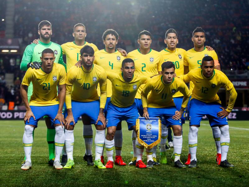 Brazil set to name Neymar, Firmino in squad for Super Eagles friendly