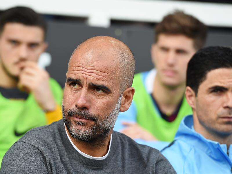 Pep Guardiola reveals coach who is likely to succeed him at Manchester City