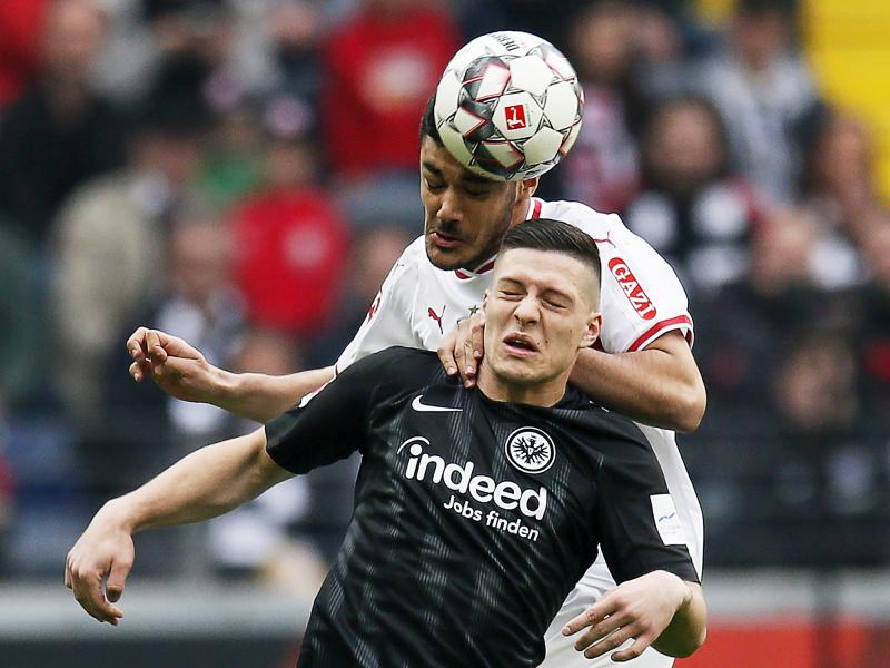 Real Madrid closing in on Luka Jovic